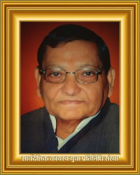 स्वर्गीय श्री सतीश श्रीवास्तव